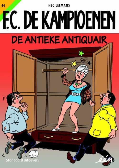 F.C. De Kampioenen 44 - De antieke antiquair kopen
