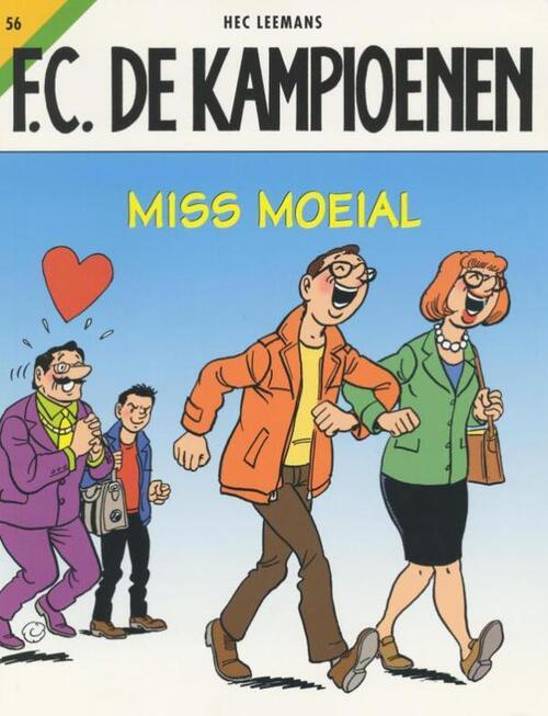 F.C. De Kampioenen 56 - Miss Moeial kopen