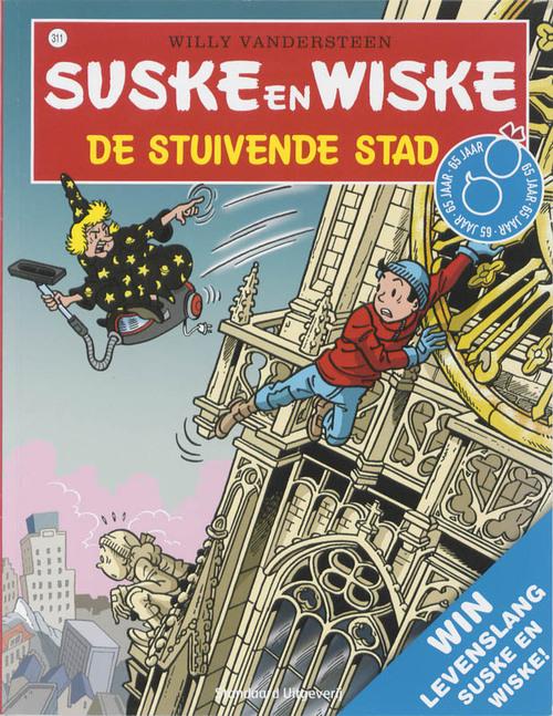 Suske en Wiske 311 - De stuivende stad - Peter van Gucht, Willy Vandersteen