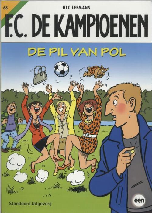 F.C. De Kampioenen 68 - De pil van Pol kopen