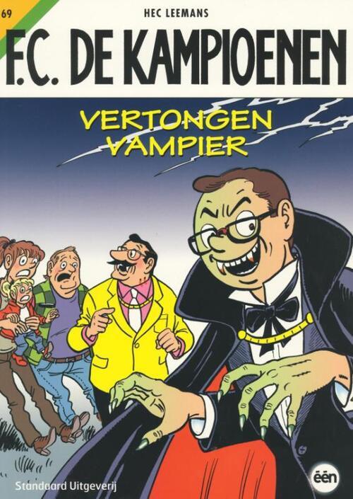 F.C. De Kampioenen 69 - Vertongen Vampier kopen