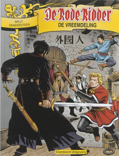 De Rode Ridder 229 - De Vreemdeling - Willy Vandersteen