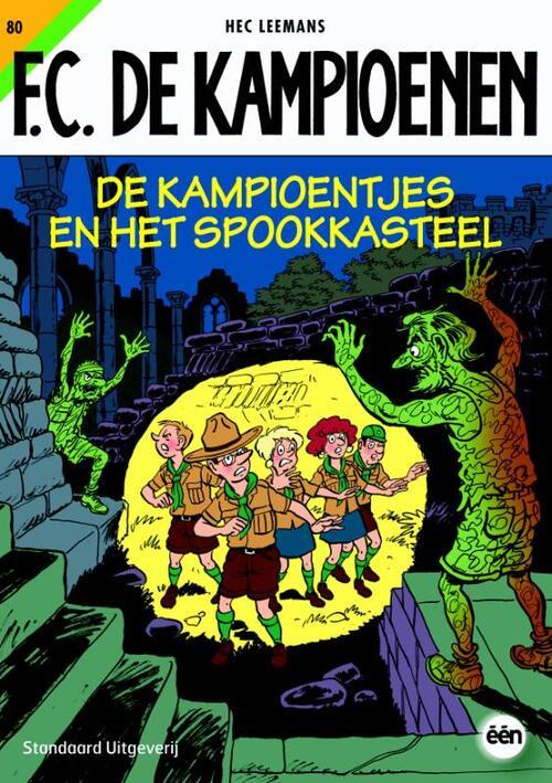 F.C. De Kampioenen 80 - De kampioentjes en het spookkasteel kopen