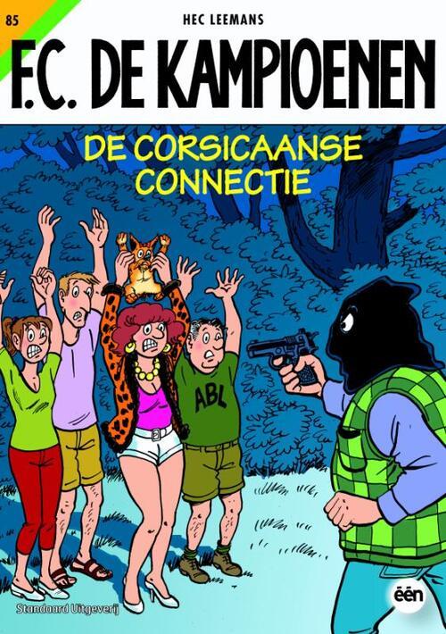 F.C. De Kampioenen 85 - De Corsicaanse connectie kopen