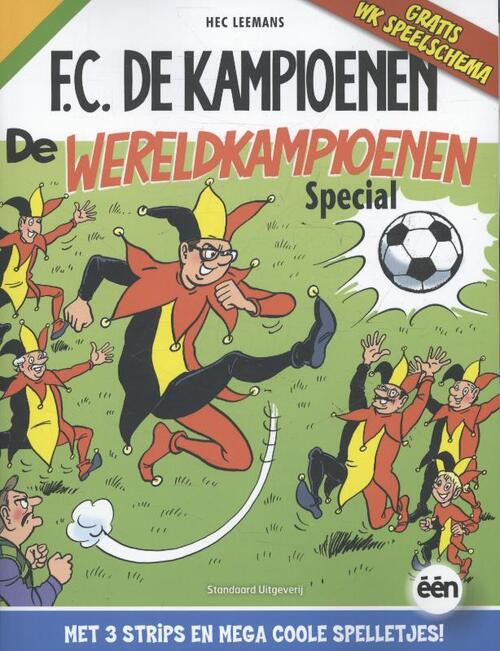 F.C. De Kampioenen - De wereldkampioenen special kopen