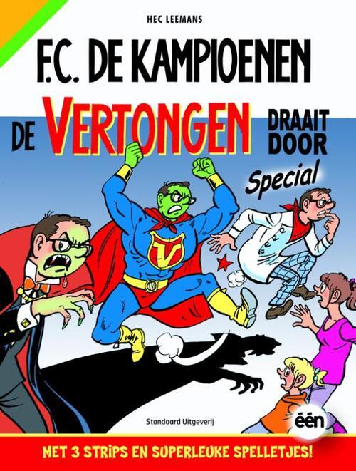 F.C. De Kampioenen - De Vertongen draait door special kopen