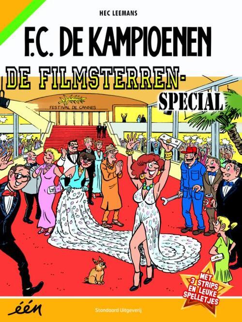 F.C. De Kampioenen - De filmsterrenspecial kopen