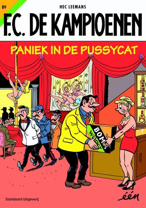 F.C. De Kampioenen 89 - Paniek in Pussycat kopen