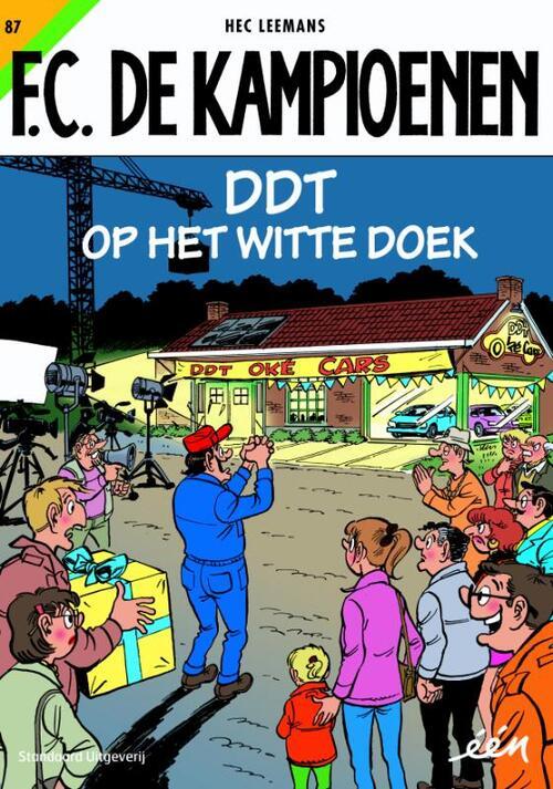 F.C. De Kampioenen 87 - DDT op het witte doek kopen