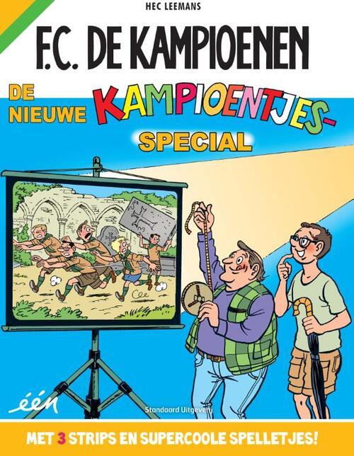 F.C. De Kampioenen - Special De nieuwe Kampioentjes kopen