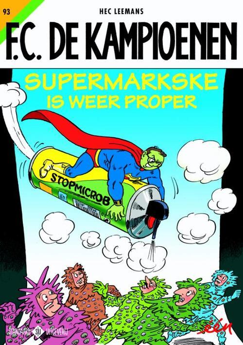 F.C. De Kampioenen Supermarkske is weer proper kopen
