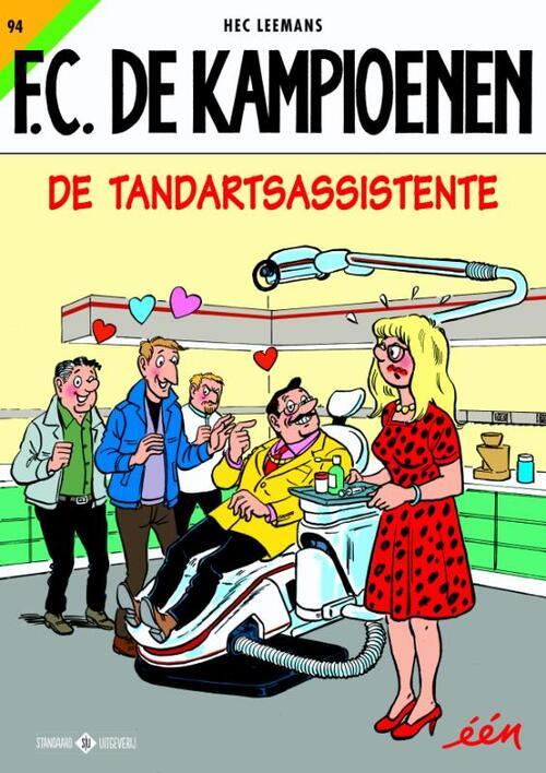 F.C. De Kampioenen 94 - De tandartsassistente kopen