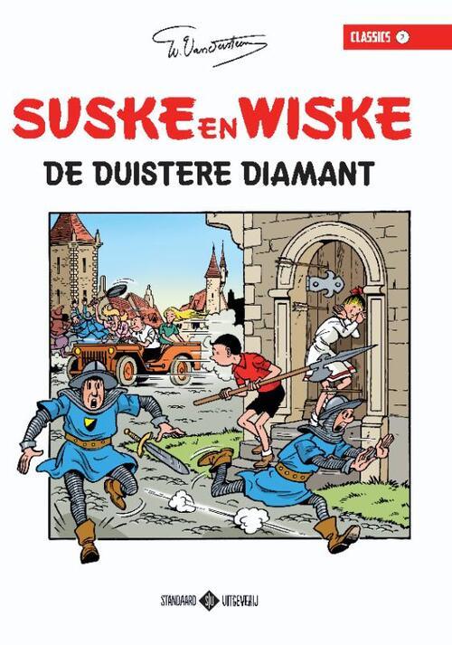 Suske en Wiske Classics 2 - De duistere diamant - Willy Vandersteen