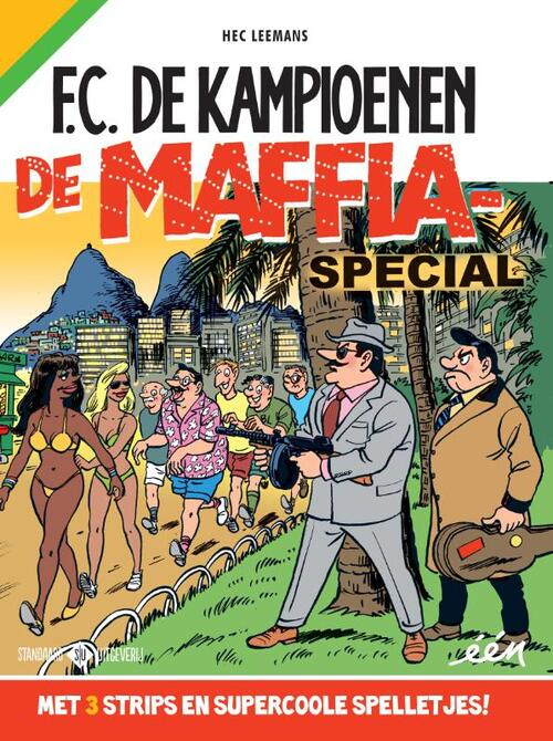 F.C. De Kampioenen - De Maffia-special kopen