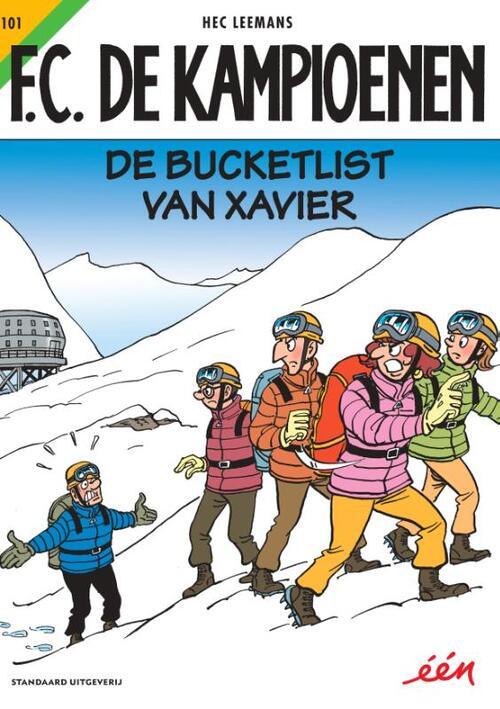 F.C. De Kampioenen 101 - De bucketlist van Xavier kopen
