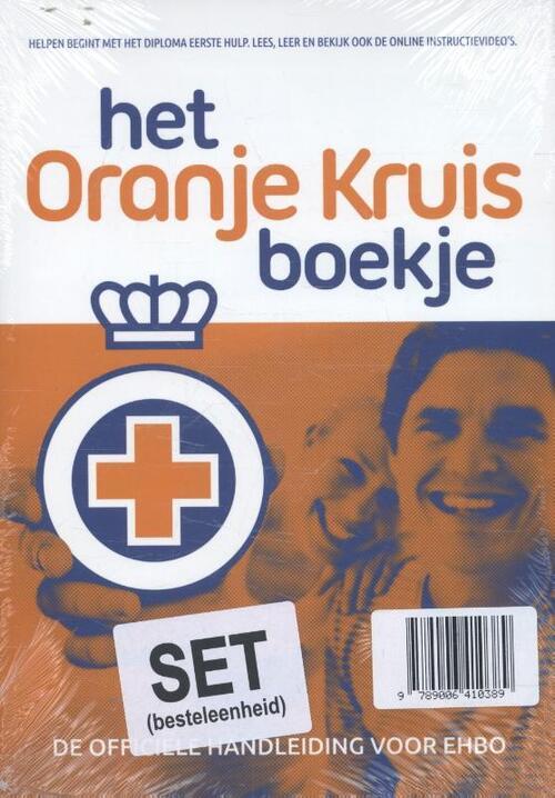 Oranje Kruis Cursistenpakket Ehbo Thiememeulenhoff Bv