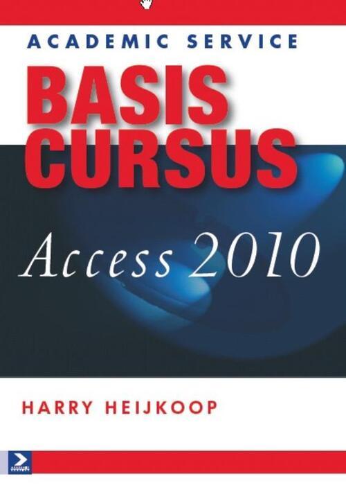 Afbeelding van Basiscursus Access 2010