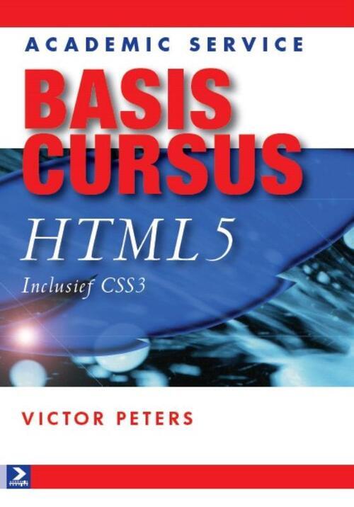 Afbeelding van Basiscursus HTML 5