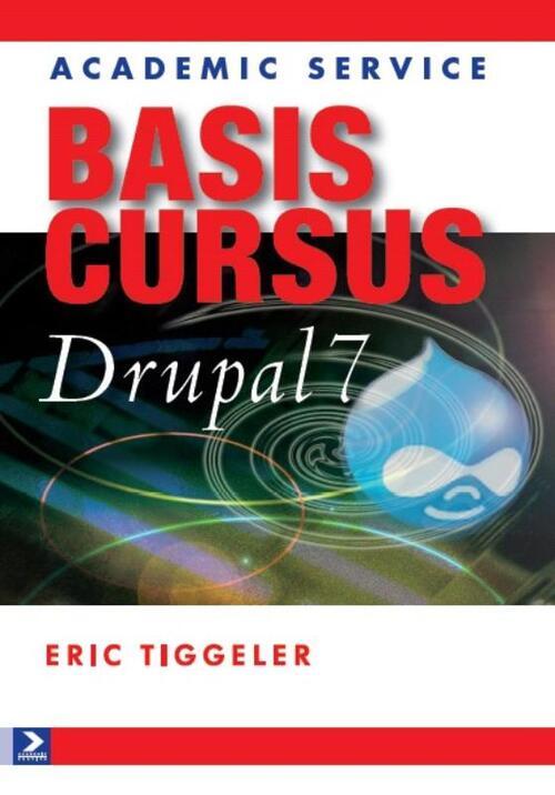 Afbeelding van Basiscursus Drupal 7