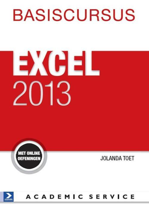 Afbeelding van Basiscursus Excel 2013