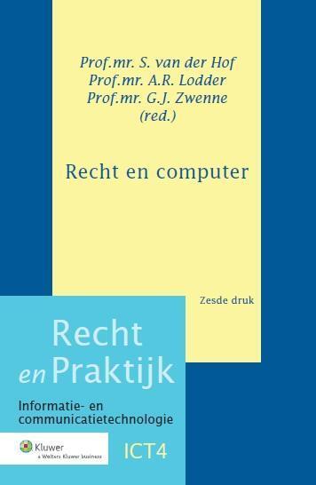 Afbeelding van Recht en computer