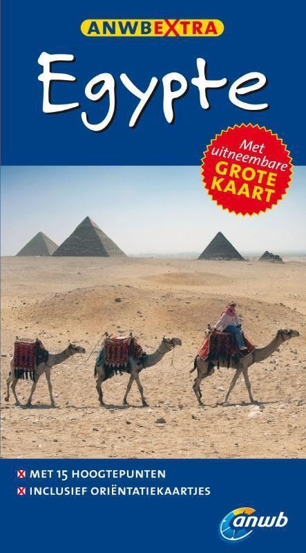 Afbeelding van ANWB extra : Egypte