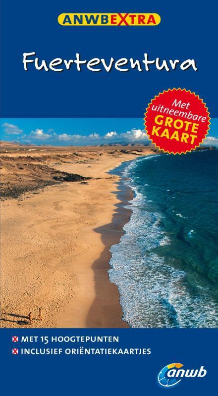 Afbeelding van ANWB Extra : Fuerteventura