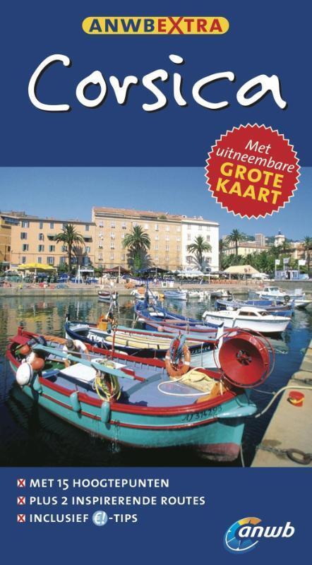 Afbeelding van ANWB Extra - Corsica