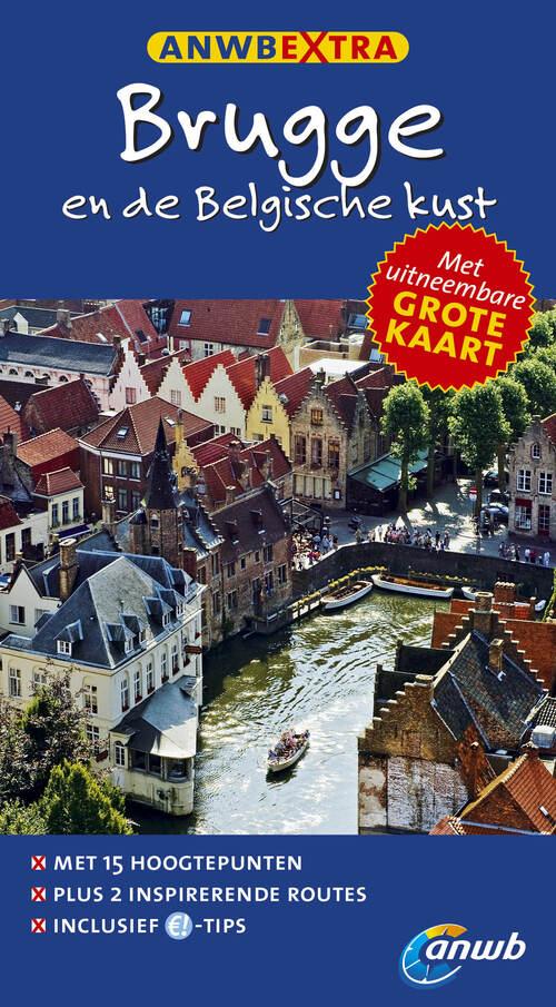 Afbeelding van ANWB Extra Brugge & de Belgische kust