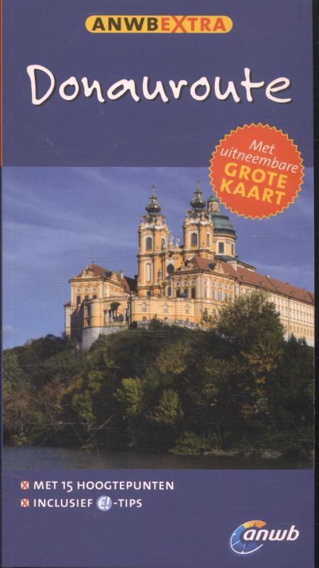 Afbeelding van ANWB extra : Donauroute