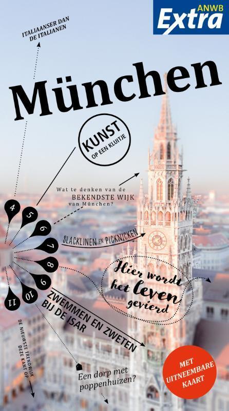 Afbeelding van ANWB Extra - München