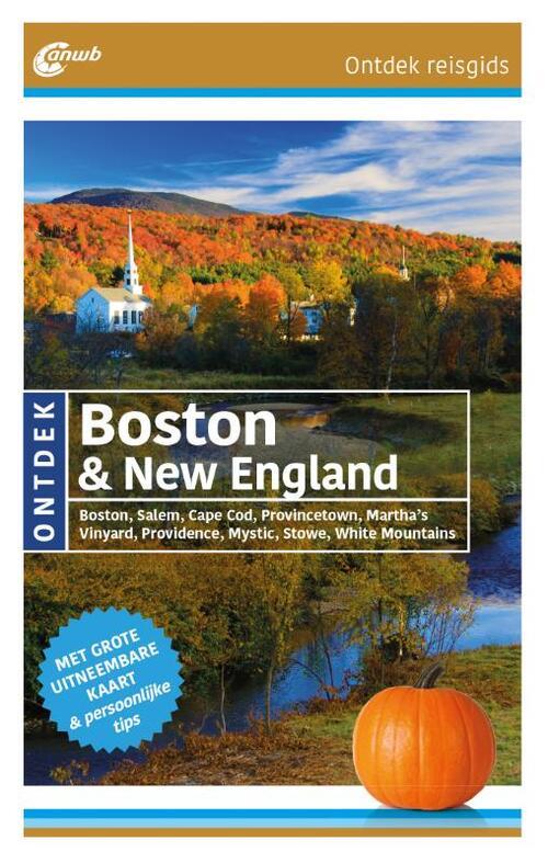 Afbeelding van Boston & New England