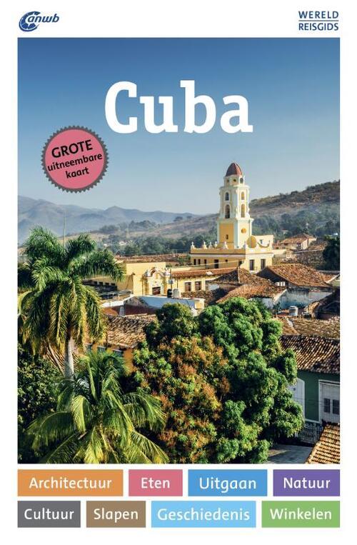 Afbeelding van ANWB Wereldreisgids - Cuba