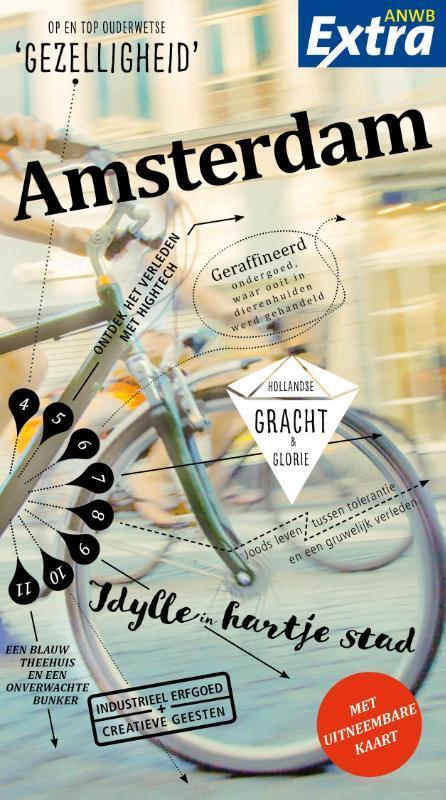 Afbeelding van Anwb Extra - Amsterdam