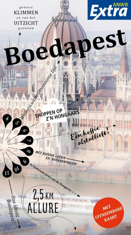 Afbeelding van Anwb Extra - Boedapest