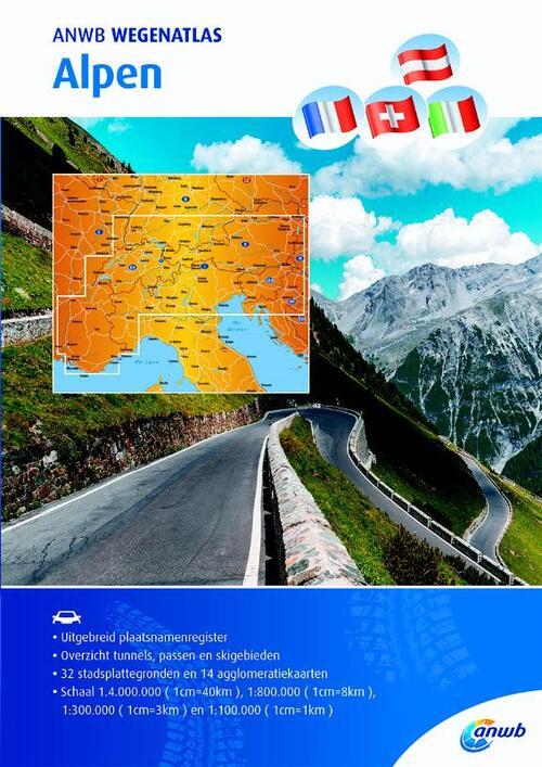 Afbeelding van Alpen