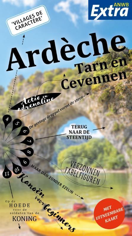 Afbeelding van ANWB Extra - Ardeche, Tarn en Cevennen