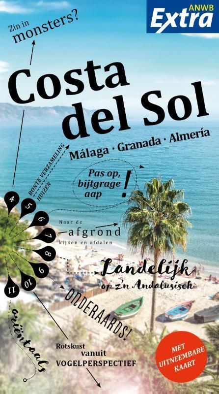 Afbeelding van ANWB Extra - Costa de Sol
