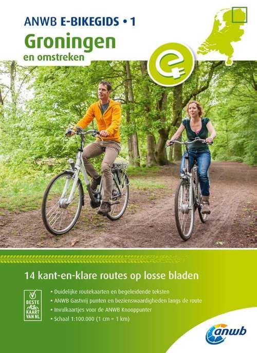 Afbeelding van ANWB E-Bikegids