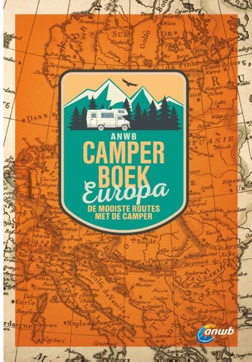 Afbeelding van Anwb Camperboek Europa