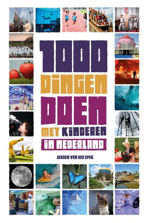 Afbeelding van 1000 dingen doen met kinderen in Nederland