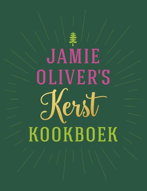 Jamie Oliver, Kerstkookboek, kerst, , kerstboom