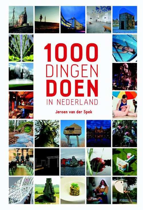 Afbeelding van 1000 dingen doen in Nederland