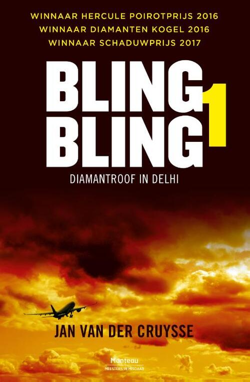 Afbeelding van Bling Bling 1. Diamantroof in Delhi