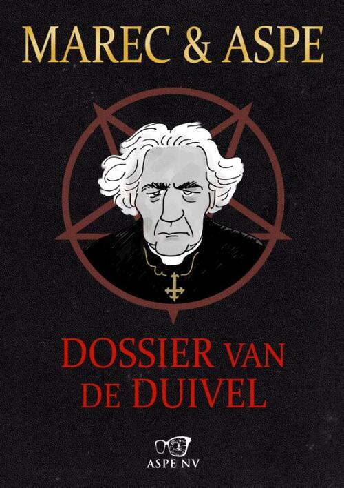 Afbeelding van Dossier van de duivel