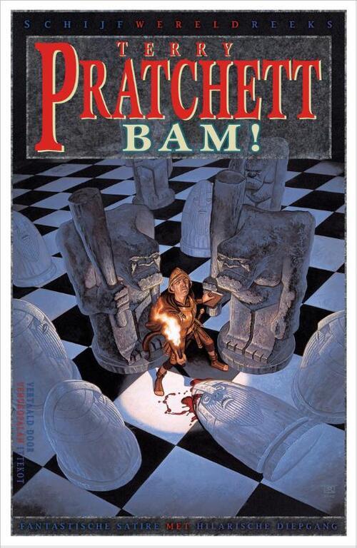 Schijfwereld 34 - Bam! - Terry Pratchett