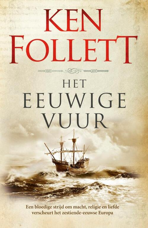 Het Eeuwige Vuur Ken Follett 9789022584323 Boek Bookspotnl