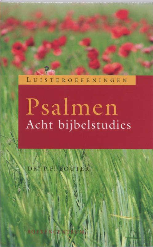 Psalmen Paperback Op werkdagen voor 23:00 uur besteld, volgende dag in huis Kokboekencentrum Non-Fictie