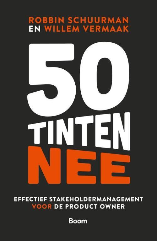 50 Tinten Nee - Robbin Schuurman, Willem Vermaak