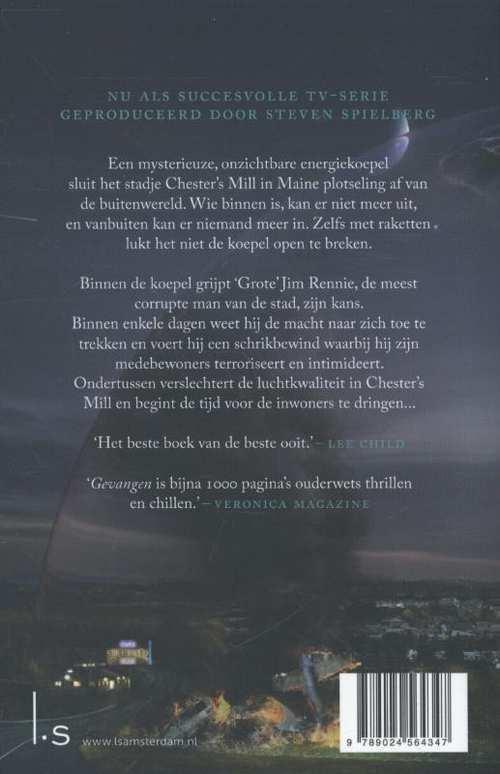 Stephen King Gevangen Epub